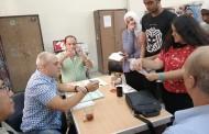 نظمت إدارة رعاية الشباب بالكلية اليوم الأول لفعاليات انتخابات اتحاد طلاب كليه الآداب للعام الجامعي 2019/2020